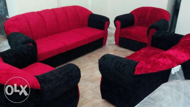 Brand new 7 seater sofa set مسقط -  1