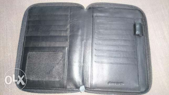 Nice Genuine leather wallet (Pierre Cardin) بوشر -  4