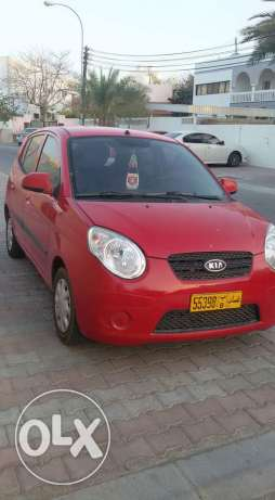 picanto 2010 like new السيب -  3