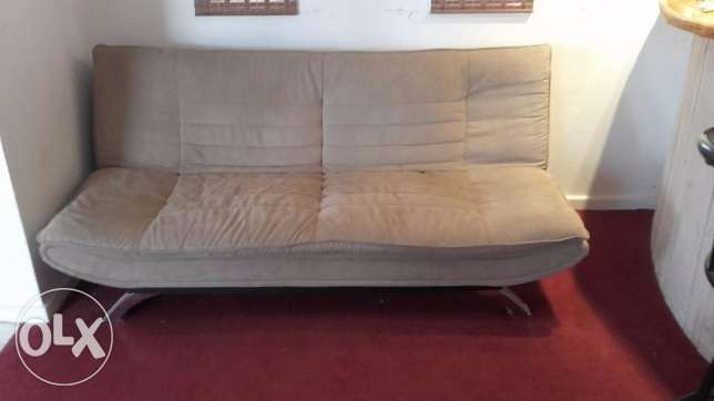 Barely used sofa