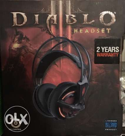 Steelseries - Diablo 3 Headset