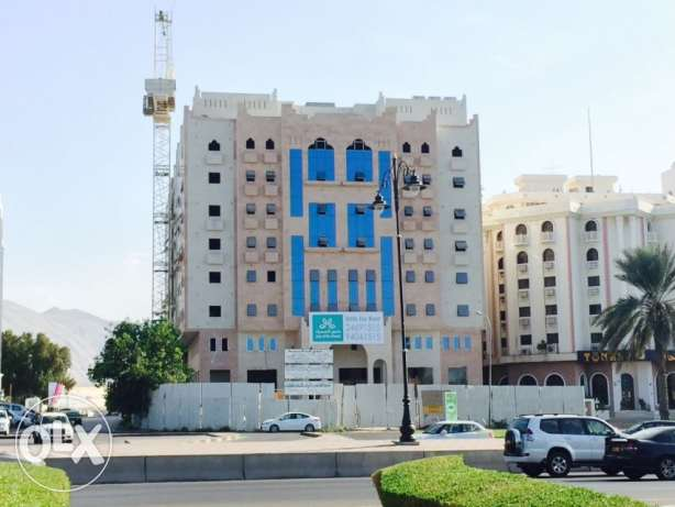 Commercial space for Franchises at Alkhuwair,sultan Qaboos Main Street مسقط -  2