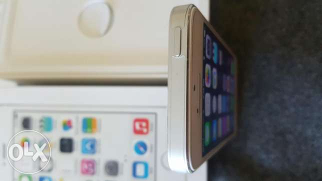 iphone 5S 32GB with Clear Coat مسقط -  7