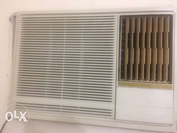 window AC 2 Nos perfect condition
