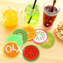 Colorful Cute Silicone Cup Holder Decor