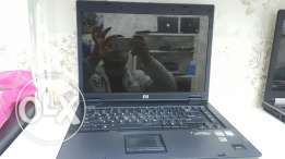 Hp laptop for sale good condition WiFi there