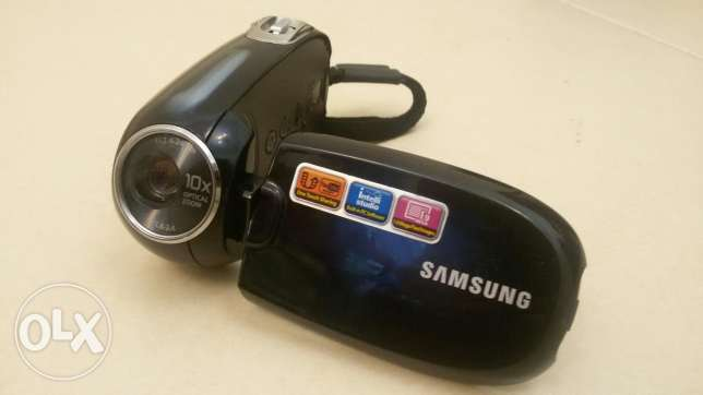 Samsung handycam+4Gb memory+charger