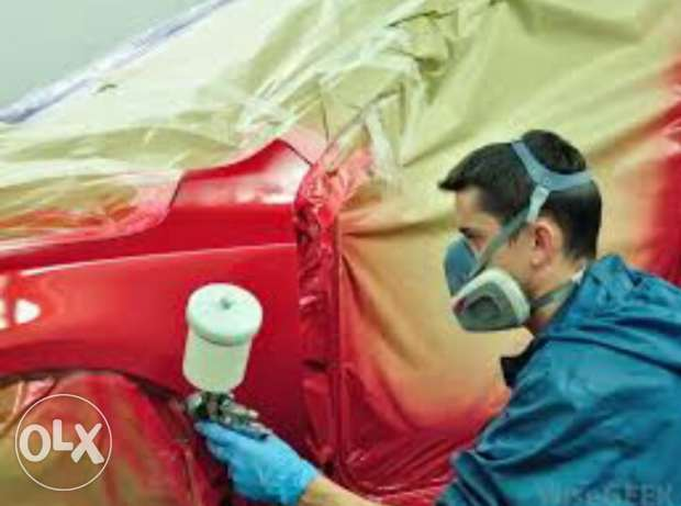 Car Paints For sale with guarantee مسقط -  2