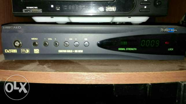Eurostar HD Free to Air Receiver. مسقط -  1