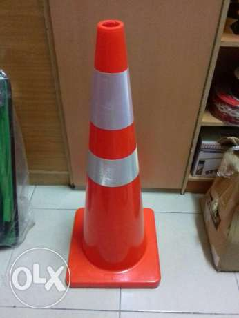 Industrial parking traffic cone for sales نزوى -  2