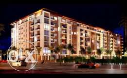 Freehold Muscat hills 2BR apartment for all Nationalities