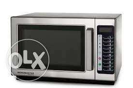 Commercial Microwave Oven مسقط -  1