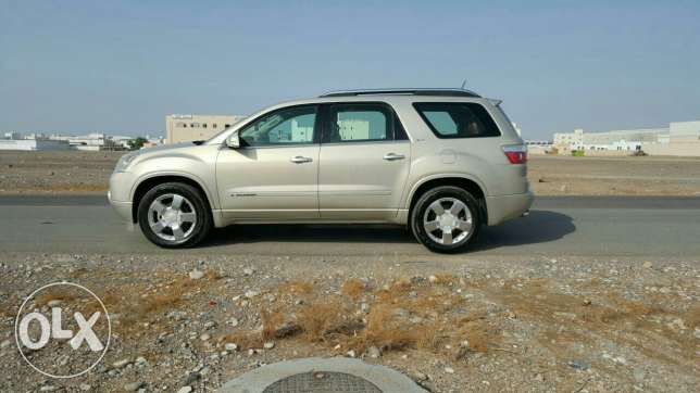 GMC acdia model 2008 km 119 only fool obchanns مسقط -  3