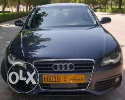 Audi A4 1.8 Turbo 2011 GCC in Perfect Condition
