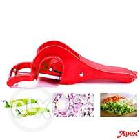 2 in 1- cutter and peeler