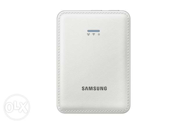 Sparingly used Samsung SM-V101F 4G LTE Mobile WiFi Hotspot