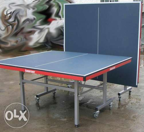 Tennis table one year warrenty