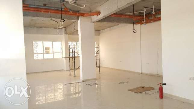 Showroom & Office Space for RENT in Bausher Street مسقط -  2