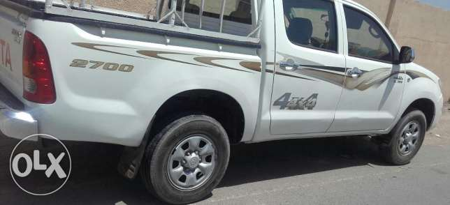 Toyota Pick-Up 4X4 (FOR SALE)