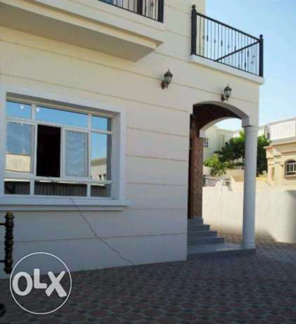 w1 part of twin villa for rent in al ansab phase 3 بوشر -  2