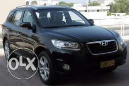 Expat Driven Santa fe in Excellent condition
