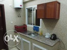Studio flat for rent 160 Ghobra Bausher