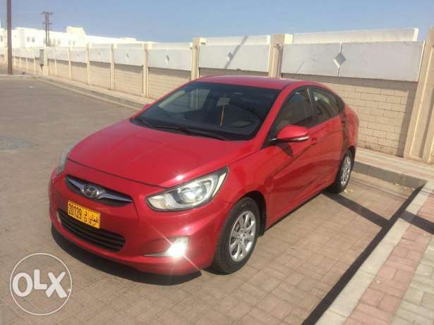 Acente 2014 model 1.6 auto. Call only السيب -  1