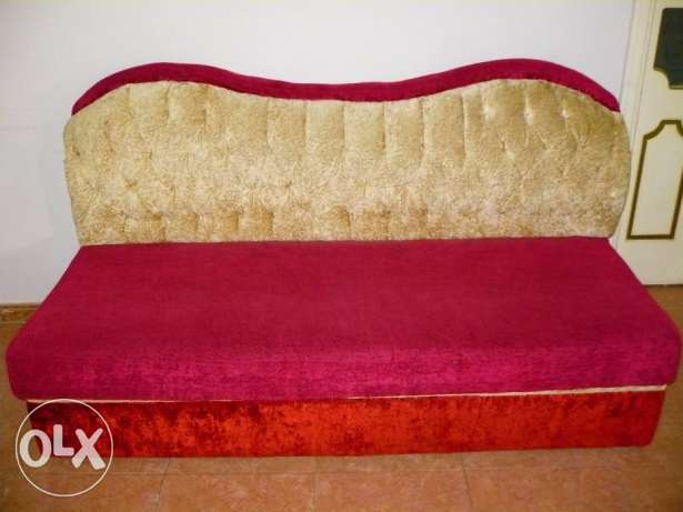 Red Sofa for Sale Expat leaving