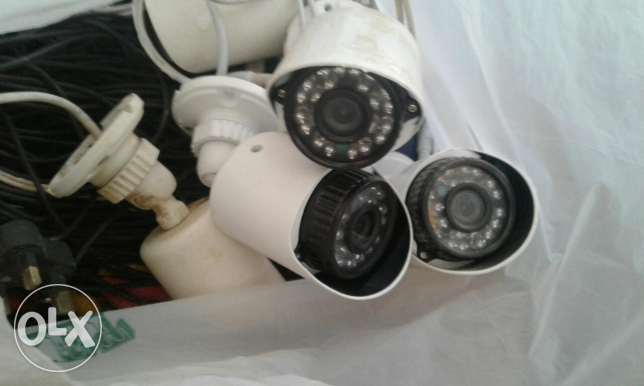 Used cctv with full setup for sale