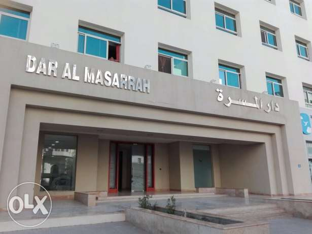 three bedrooms Apartment for rent in Al-Khuwair