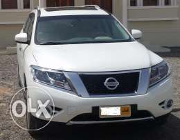 Nissan Pathfinder 2015 - Low Mileage 45,000 KM Only