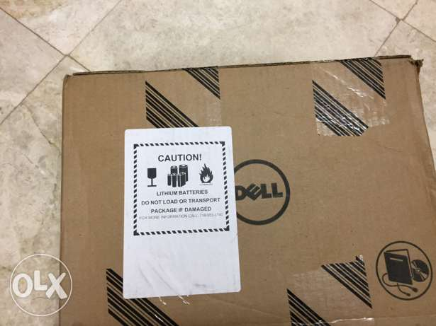 Dell 2 in 1 --- never used (8gb ram) السيب -  1
