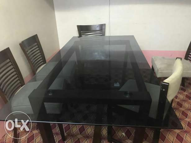 Dining Table for sale only for 80 rials