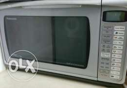 Panasonic microwave grill and conviction
