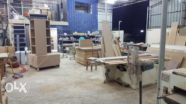 carpentry for sale in Barka industrial area