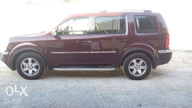 HONDA PILOT 2013 For urgent sale نزوى -  3