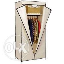 durable fabric cupboard- SPECIAL PRICE-144 cm x 40 cm x 28 cm مسقط -  7