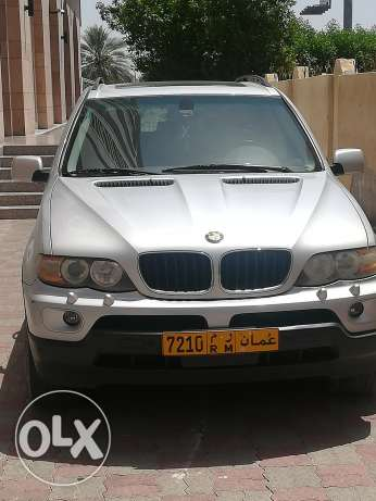 BMW X5 2006 Mint Condition Used By Expat In Orignal Condition