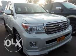 Toyota Land cruiser no 1