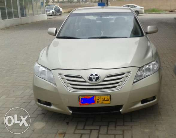 Toyota Camry Fully Automatic for Urgent Sale صلالة -  1