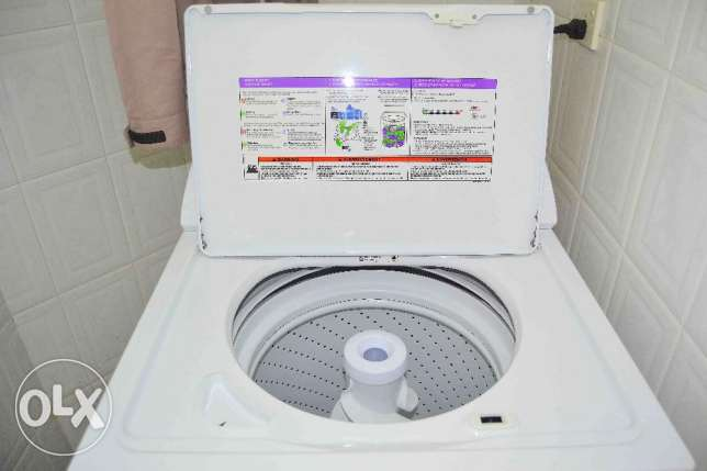 NEW Whirlpool Washer imported USA, Immaculate condition & Real Bed set