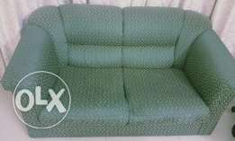 Sofa set 2+2 in good condition for sale