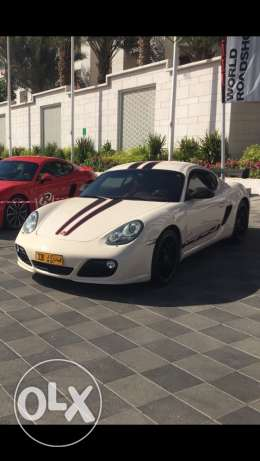 porsche Cayman S 2009 (price reduced)