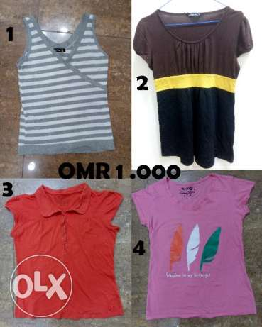 Ladies Clothes for SALE ! Fast selling. مسقط -  2