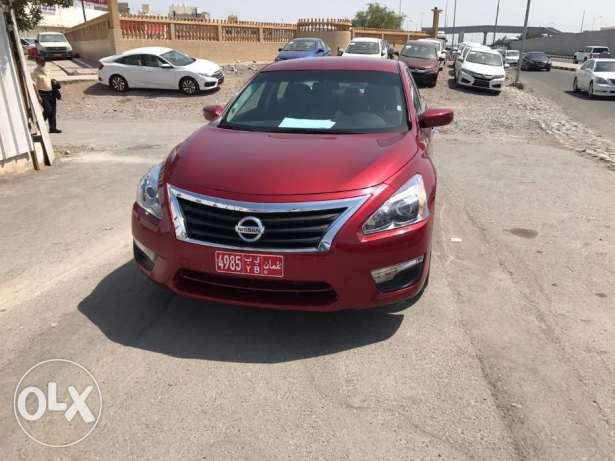 Nissan altima for rent