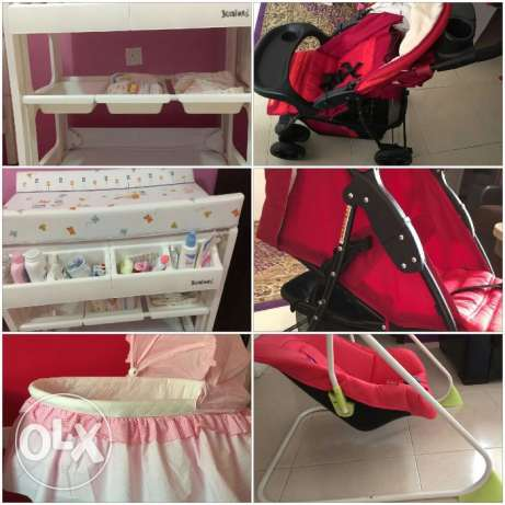 Baby Items for Sale (new) مسقط -  7