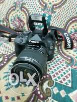Canon 100D with 18-55mm for sale