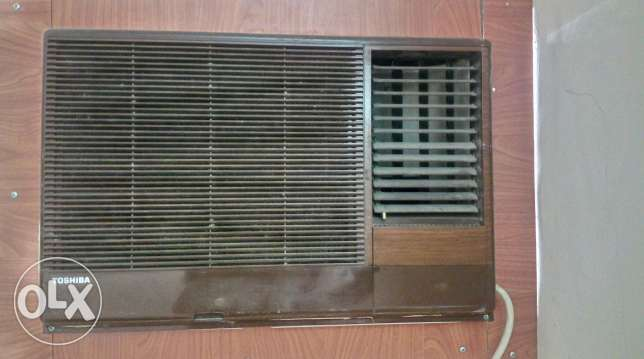 1.5 Ton AC Toshiba in Very good condition روي -  1