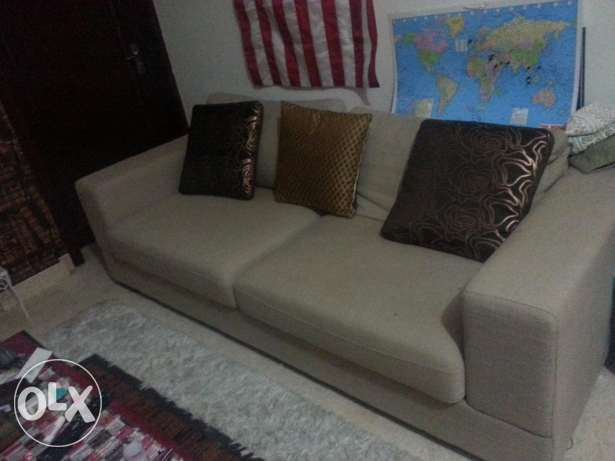 Used furniture for 6 set مسقط -  1