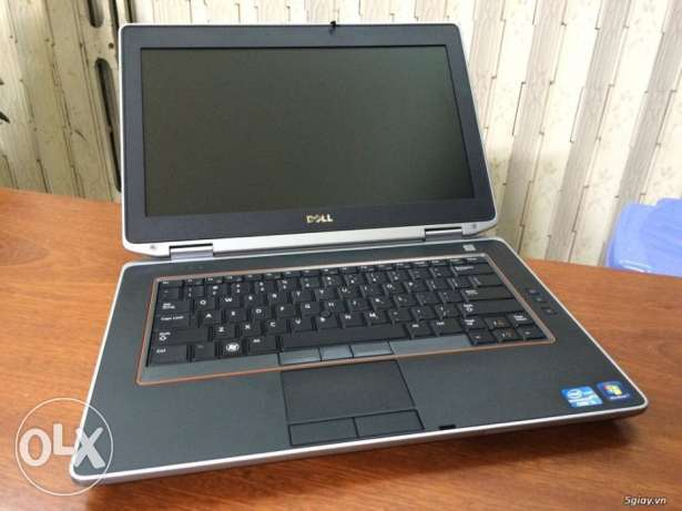 Dell Latitude core i5 2nd GEN (4GB & 500GB HDD) with 9 cell battery مسقط -  3